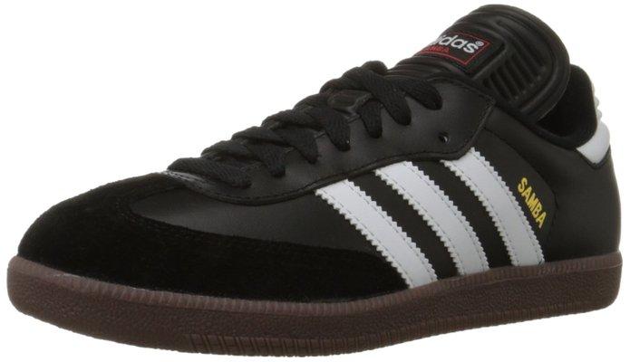 Adidas Performance Men S Samba Classic Indoor Soccer Shoe Review
