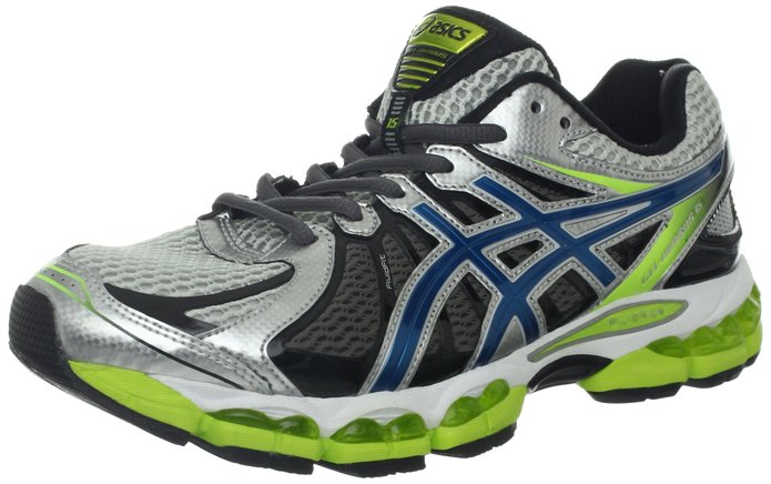 asics mens running shoes reviews