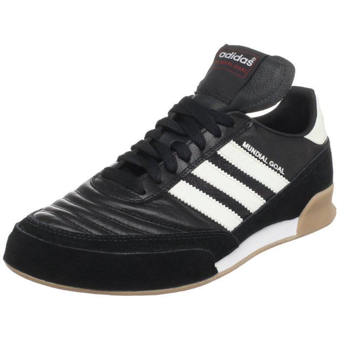 Adidas Performance Mens Mundial Goal Indoor Soccer Shoes