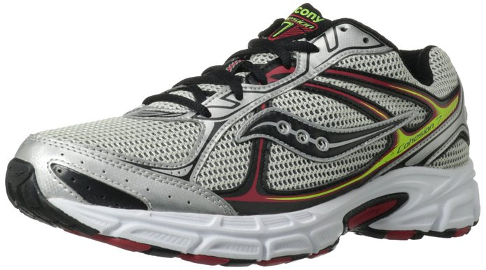 saucony mens running shoes reviews