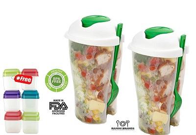 Best Salad Dressing Shakers