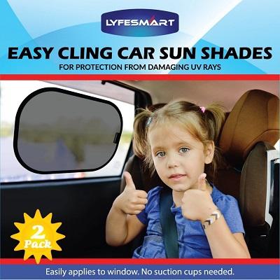 Best Car Sun Shades for Kids