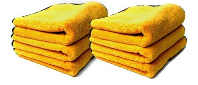 Best Microfiber Cleaning Cloths