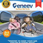 Top 10 Best Car Sun Shades for Kids in 2018