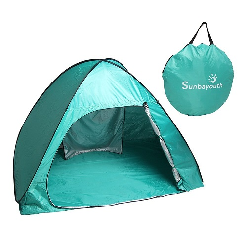 Best Pop-Up Tents for Camping