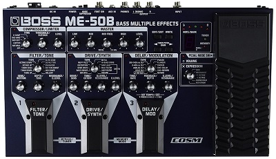 Best Bass Multi Effects