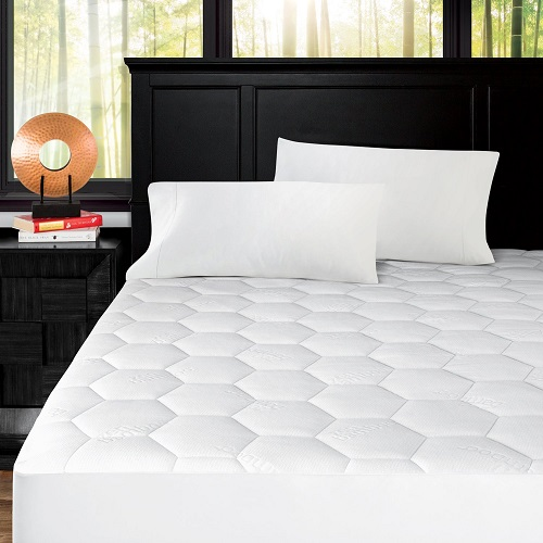 Best mattress pads reviews in 2018 buyers guide and for Best soft mattress pad
