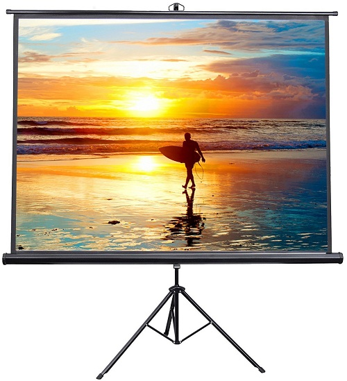 The Best Portable Video Projection Screens of 2017 – A Comparative Review
