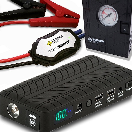 The Best Portable Jump Starters to Buy in 2018