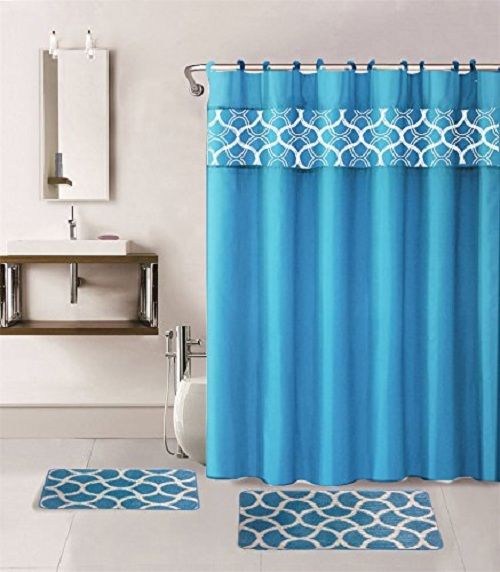 ivanslepchenko with curtain sets shower images swag double on best bathroom and pinterest rugs curtains