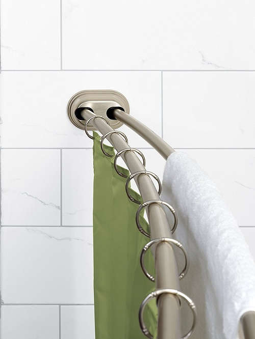 Best Shower Curtain Rods Reviews