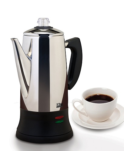 Top 10 Electric Coffee Percolators Reviews