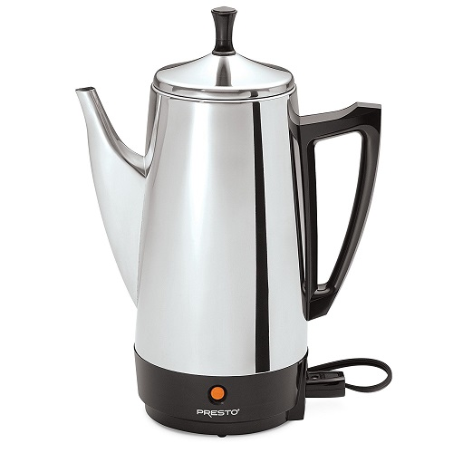 Top 10 Electric Coffee Percolators In 2018 Reviews