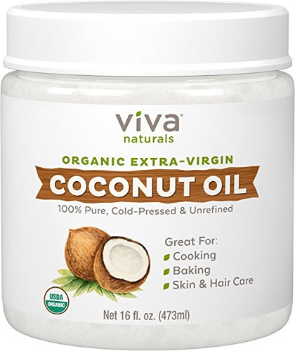 Best Coconut Oil for Hair In 2018 Reviews