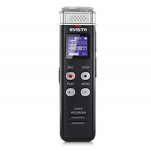 Top Best Portable Digital Voice Recorders​ Reviews