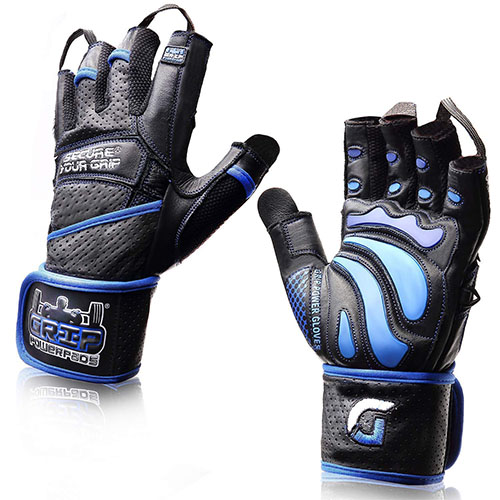 Get Extra Protection from Weight Lifting Gloves for Men