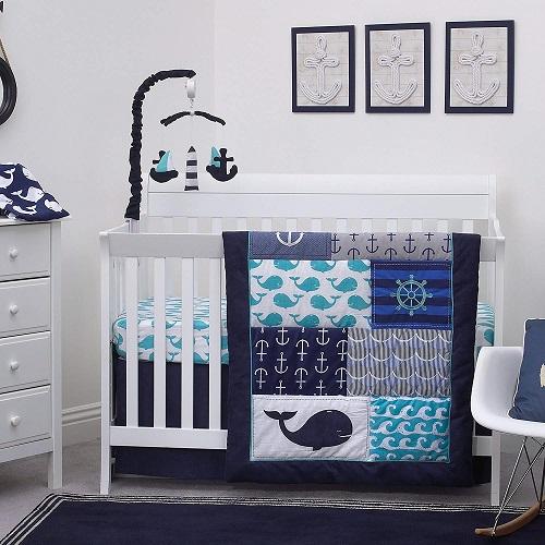 Choosing Your Baby Boy's Bedding