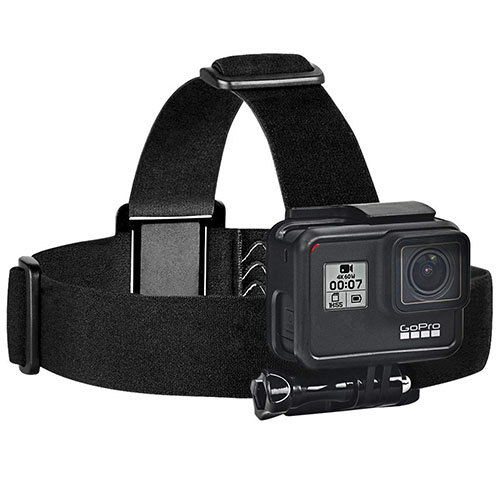 Top 10 Best Gopro Head Strap Mounts