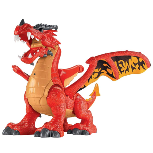 10 Of The Best Dragon Toys For Kids Reviews In 2021 5