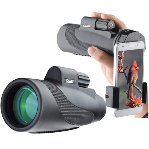 Top 10 Best Monoculars Reviewed And Rated In 2020 19