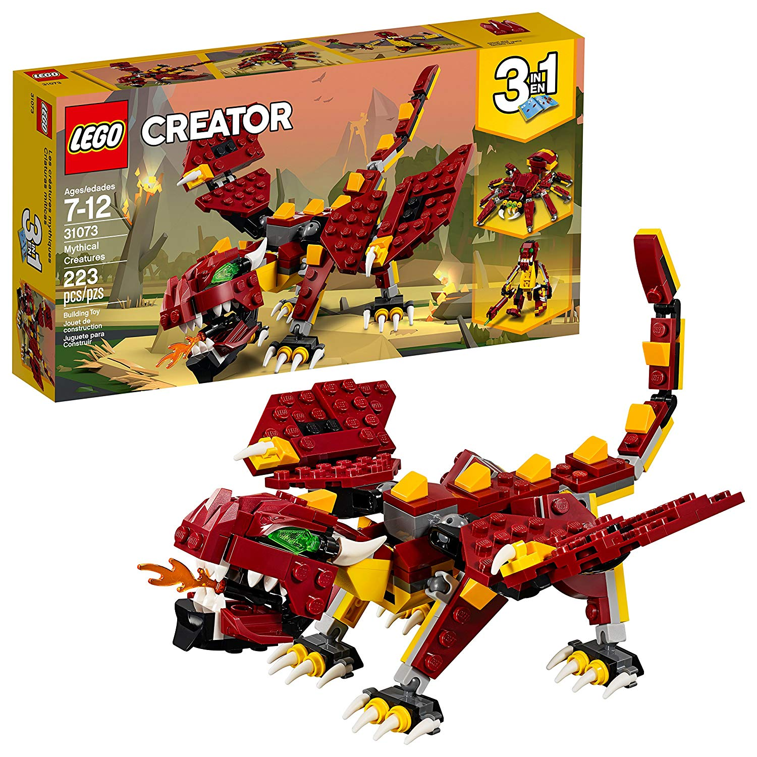 10 Of The Best Dragon Toys For Kids Reviews In 2021 3