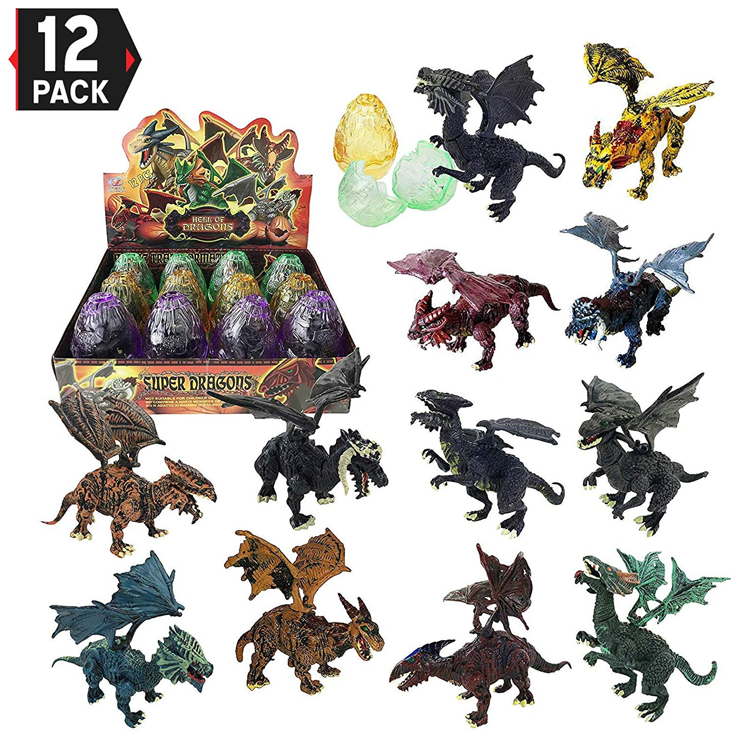 10 Of The Best Dragon Toys For Kids Reviews In 2021 17