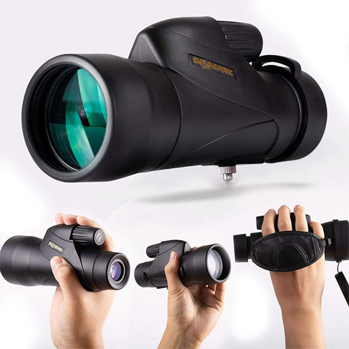 Top 10 Best Monoculars Reviewed And Rated In 2020 17