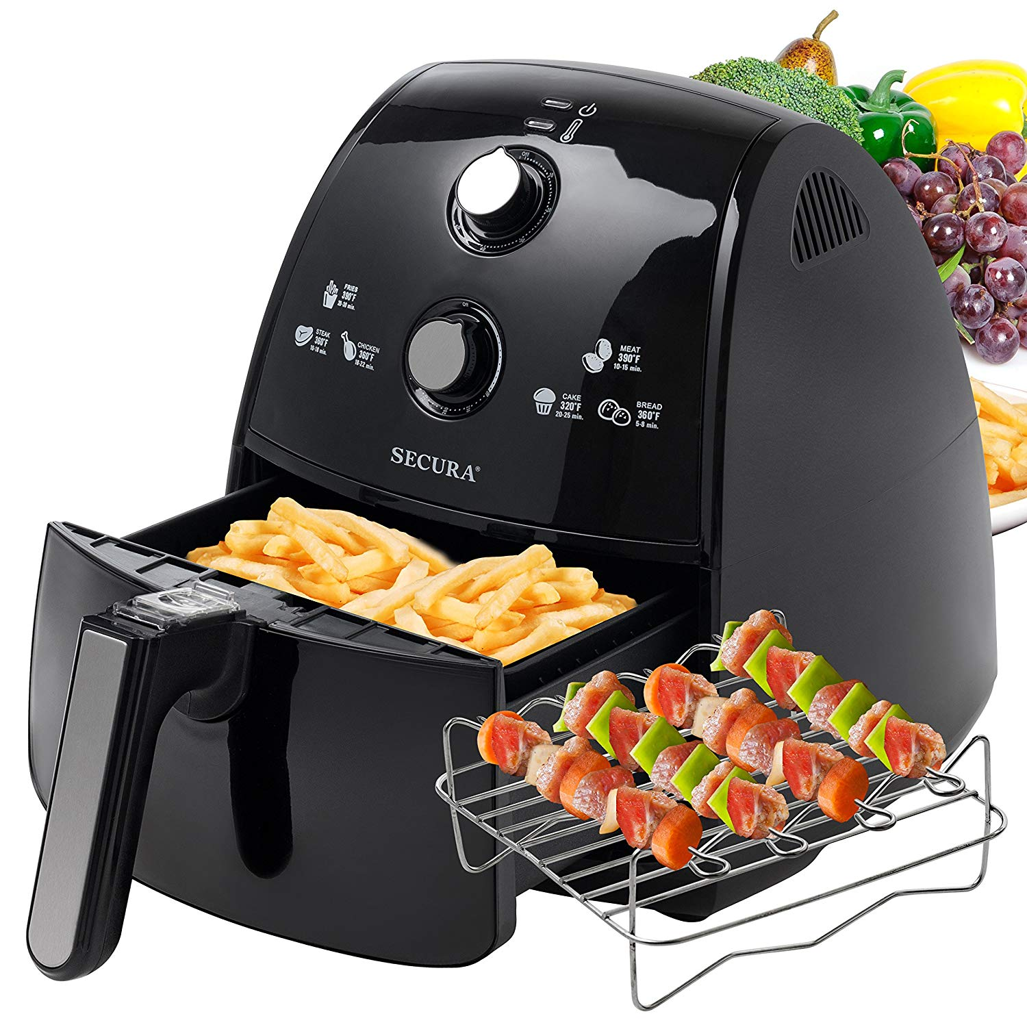 Top 10 Best Electric Air Fryers Reviews