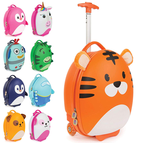 Top 10 Best Kids Luggage For Travel-The Complete Guide 3