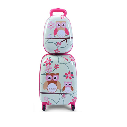 Top 10 Best Kids Luggage For Travel-The Complete Guide 9